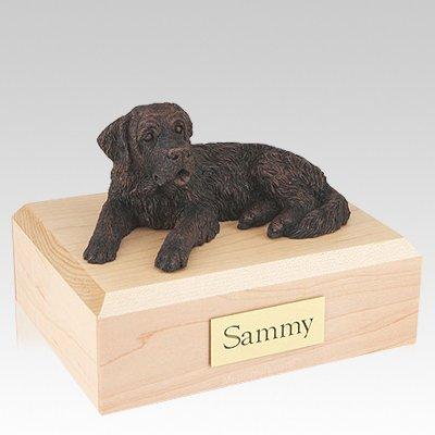 Saint Bernard Bronze X Large Dog Urn