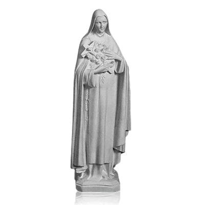 Saint Theresa Small Marble Statues