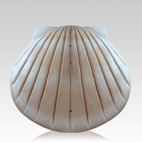Sand Shell Biodegradable Cremation Urns