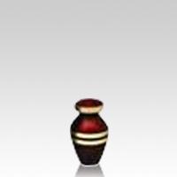 Scarlet Keepsake Cremation Urn