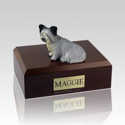 Skye Terrier X Large Dog Urn