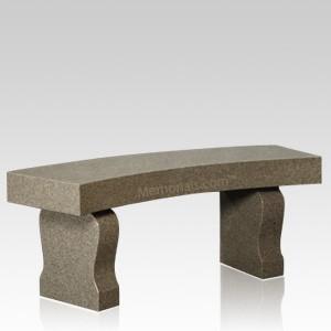Solitude Granite Bench