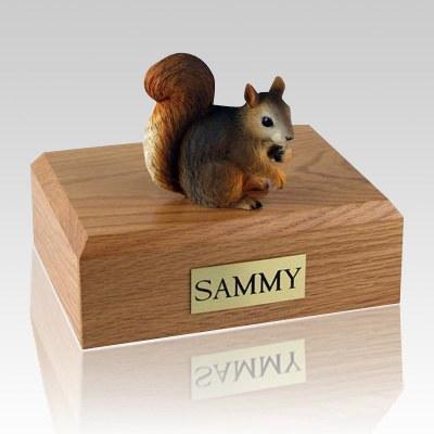 Squirrel X Large Cremation Urn