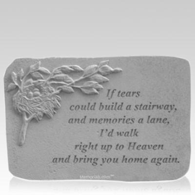Tears Nest Memorial Stone