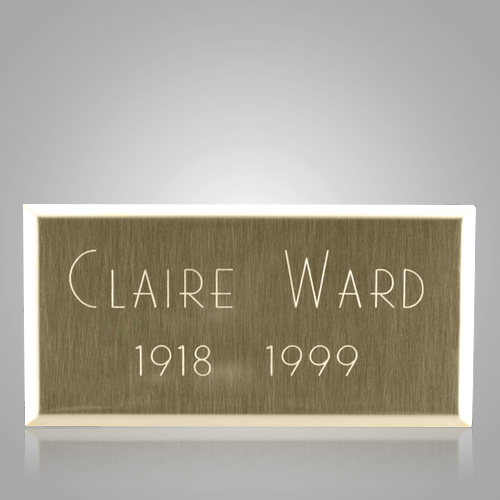 Traditional Urn Engraving Plate II