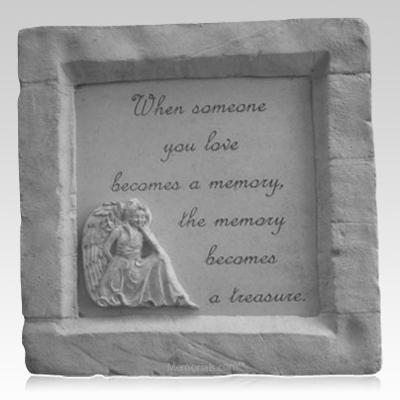 Treasured Angel Stone