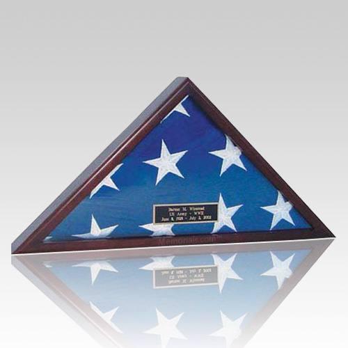 Trooper Flag Display Case