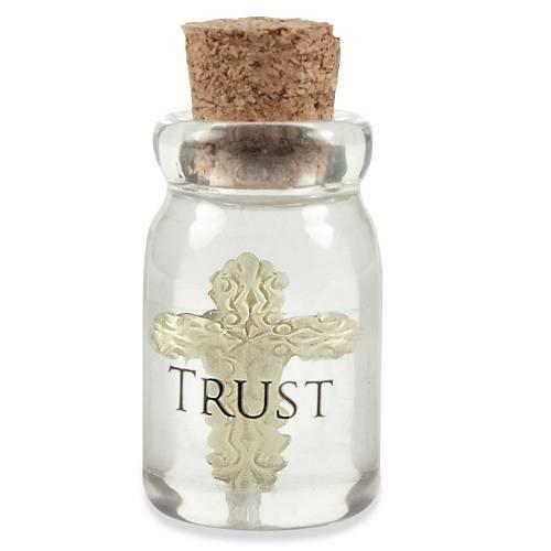Trust Bottle Keepsake Charms