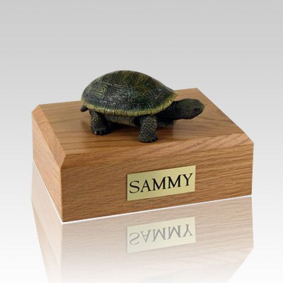 Turtle Large Cremation Urn