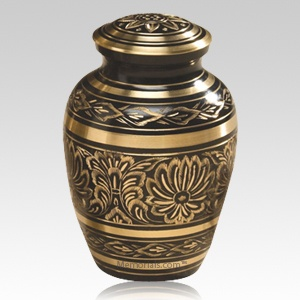 Gee Motif Large Cremation Urn