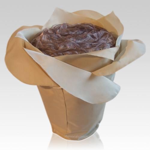 Victorian Rose Cremation Urn