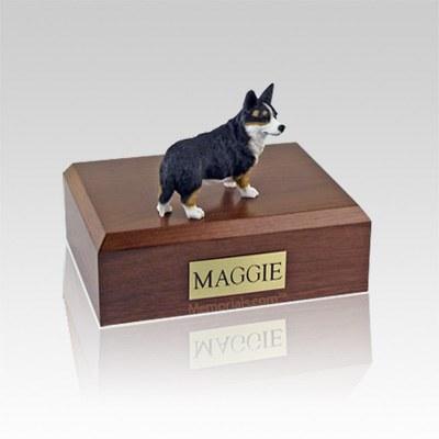 Welsh Corgi Cardigan Medium Dog Urn