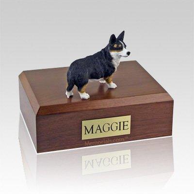 Welsh Corgi Cardigan X Large Dog Urn