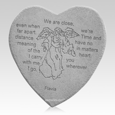 Wherever Angel Heart Stone