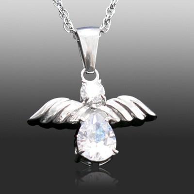 White Angel Memorial Jewelry
