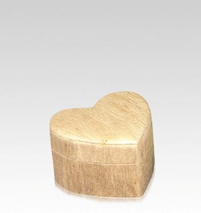 Wood Grain Unity Medium Biodegradable Urn