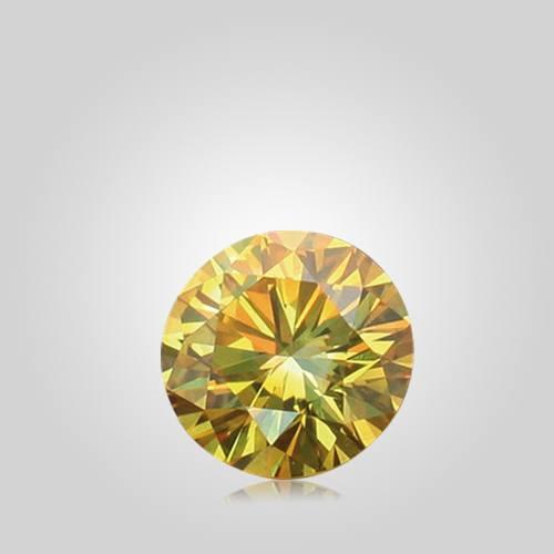 Yellow Cremation Diamond IV