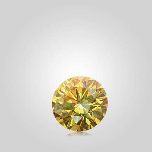 Yellow Cremation Diamond I