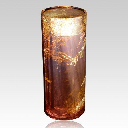 Pet Autumn Biodegradable Scattering Urn