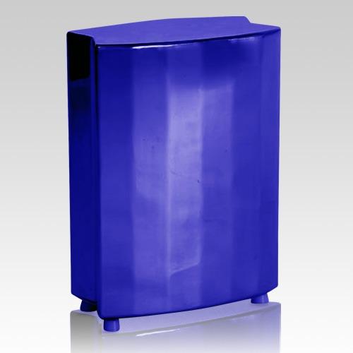 Montparnasse Blue Cremation Urn