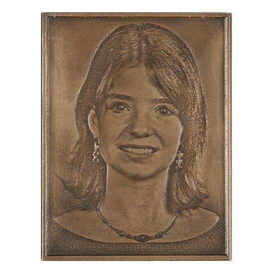 Bronze Grave Marker Picture II