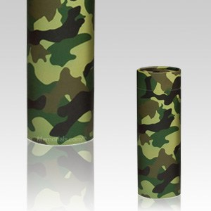 Camouflage Scattering Mini Biodegradable Urn