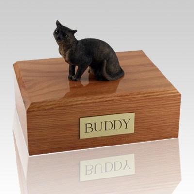 Burmese Himalayan Cat Cremation Urns