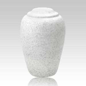 Grecian Granitone Stone Cremation Urn