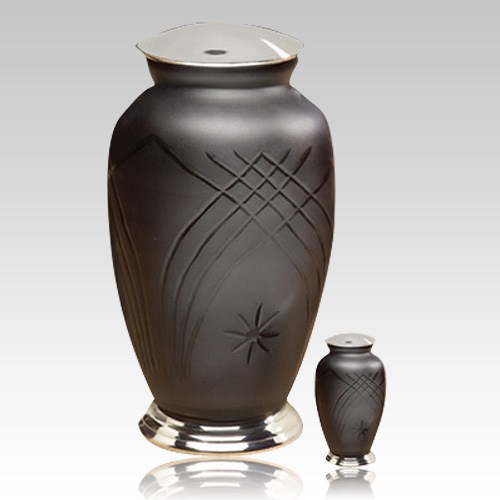 Classica Glass Cremation Urns