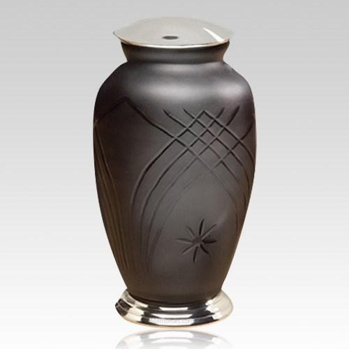 Classica Glass Cremation Urn