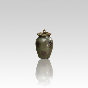Climbing Leaves Keepsake Pet Urn