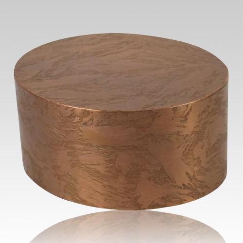 Copper Cremation Urn IV