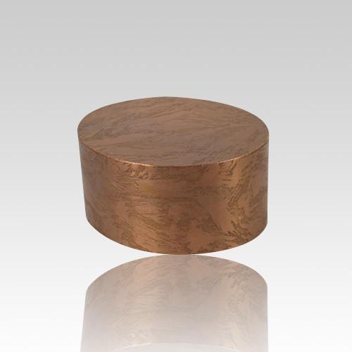 Copper Cremation Urn I