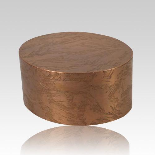 Copper Cremation Urn III