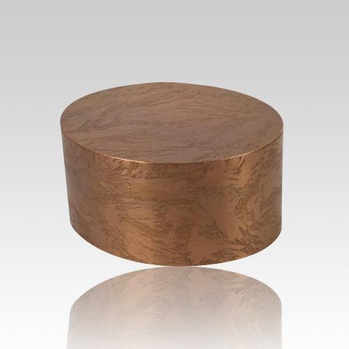 Copper Cremation Urn II