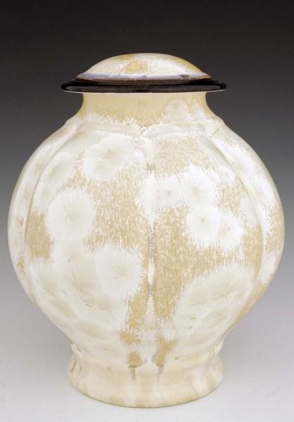 Madelyn Art Cremation Urn