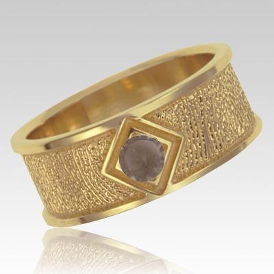Topaz 14k Yellow Gold Ring Print Keepsake