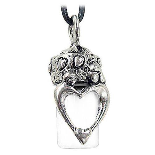 Mother & Child Cremation Necklace