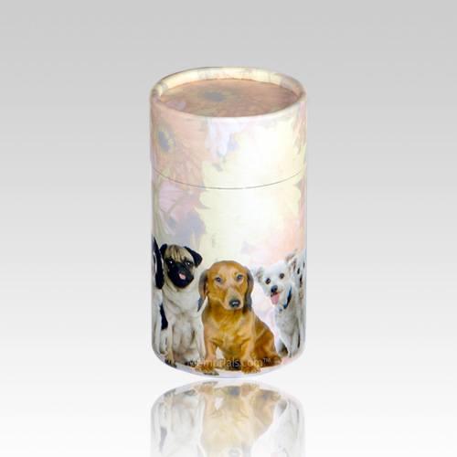 Dog Scattering Biodegradable Urn