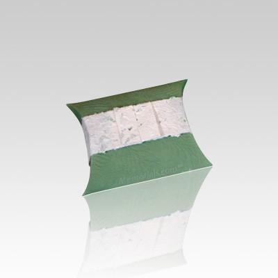 Light Green Journey Small Biodegradable Urn