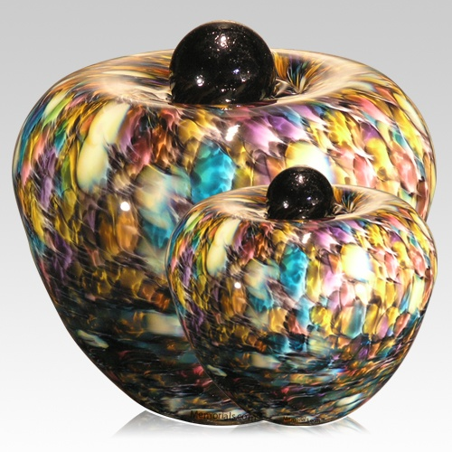 Feliche Glass Cremation Urns