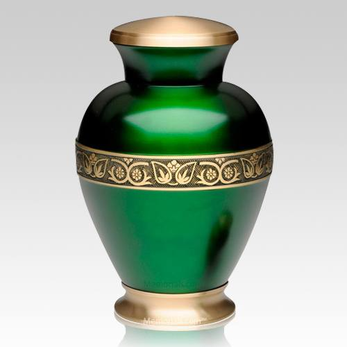 From Earth We Come Cremation Urn