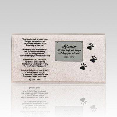 Cat Grave Marker Memorial