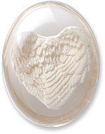Guardian Wings Angel Comfort Stones