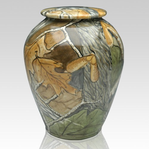 Camo Companion Cremation Urn