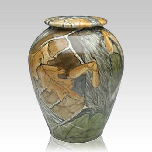 Camo Cremation Urn