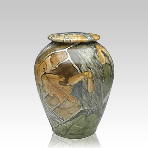 Camo Small Cremation Urn