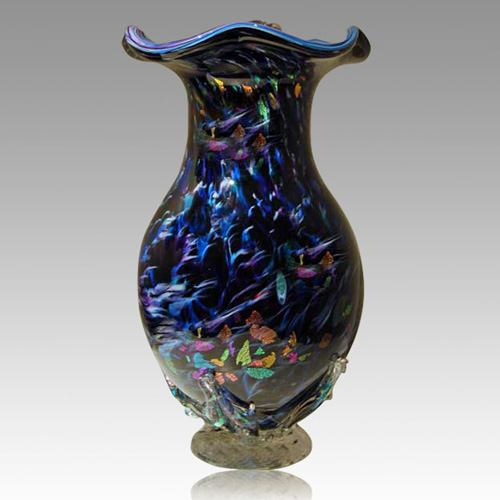 Tonight Glass Cremation Urn