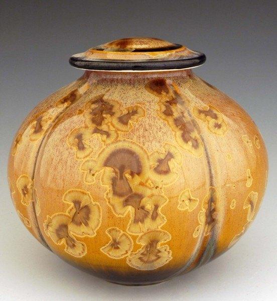 La Tierra Art Cremation Urn
