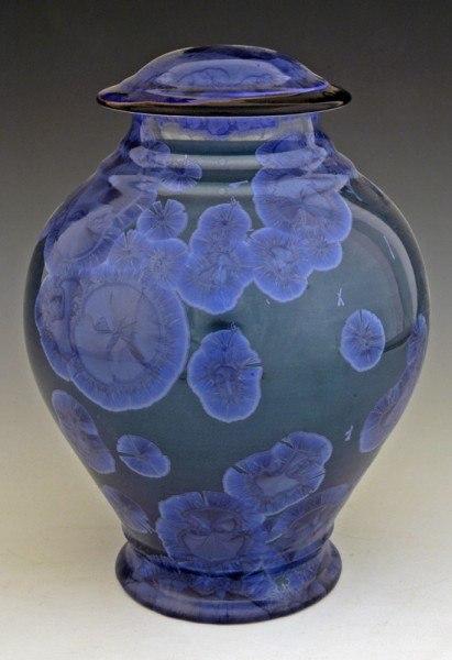 Galactic Art Cremation Urn